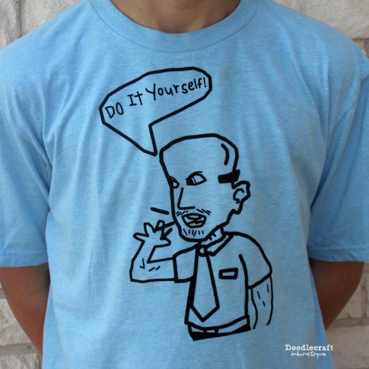 Doodlecraft the do it yourself diy shirt the do it yourself diy shirt solutioingenieria Images