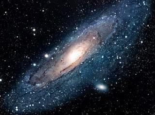 Jenis Galaksi Bima Sakti