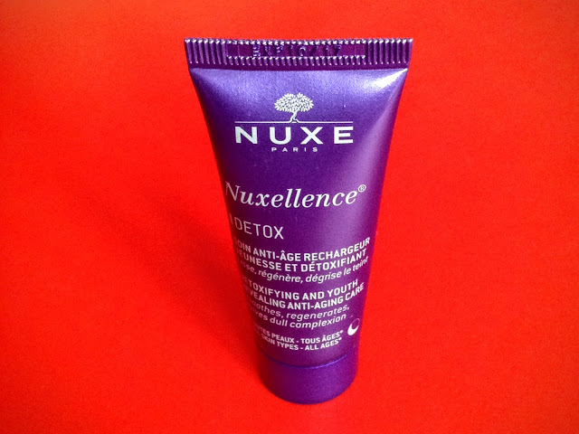 Nuxellence Detox Nuxe Beauty Review