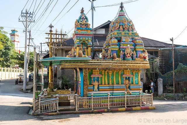 Mawlamyine - Birmanie - Myanmar