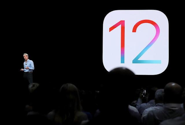 الان تنزيل ios 12  تقدر تنزلها علي موبايلك للمطورين وبدون كمبيوتر