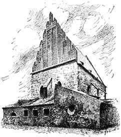 Sinagoga Vieja-Nueva, Praga (1270)