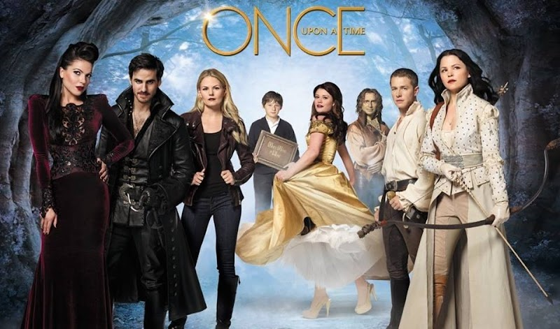 NUEVA SERIE RECOMENDADA: ONCE UPON A TIME