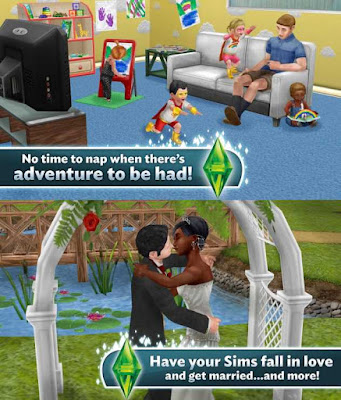 The Sims FreePlay Mod Apk Terbaru