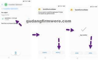 Bypass kunci Google FRP pada Huawei Mate 10