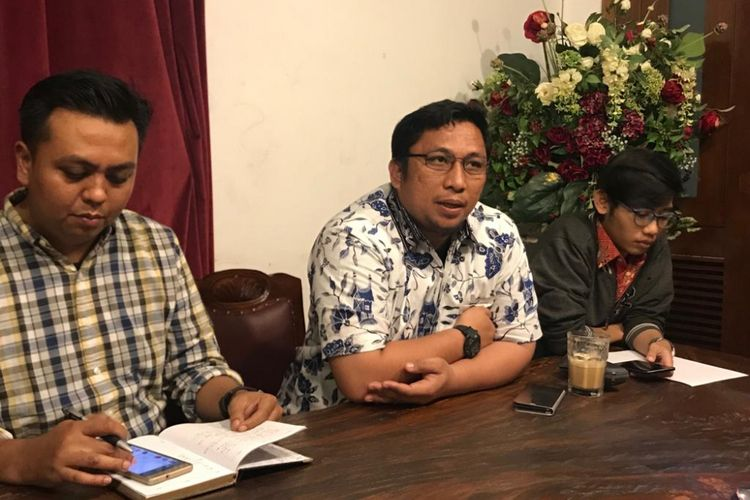 Bawa-bawa FPI, Habib Rizieq dan HTI, PUSaKO: Tes Pegawai KPK Penuh Kejanggalan!