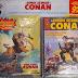 """Coleção """"Os melhores Quadrinhos de Conan"""" na Banca Vanildo"""