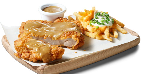 Kfc Serves Up New Original Recipe Chicken Quot Steak