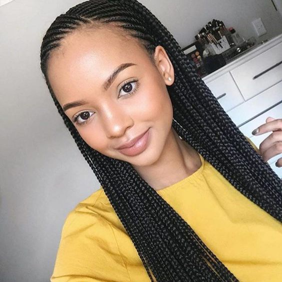 cool braided styles