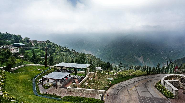 The Garhwal Himalayan Ranges -2