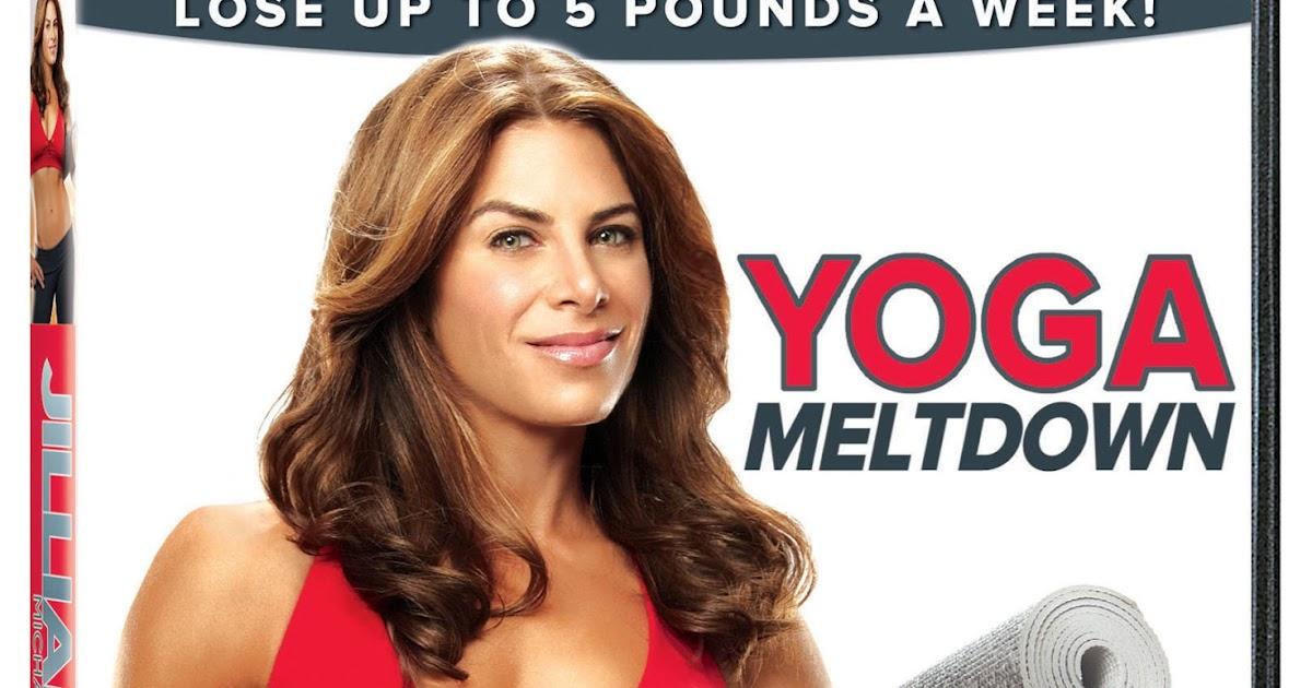 Jillian Michaels Yoga Meltdown Level 2 Free Online