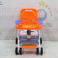 Kursi Dorong Anak Family FC8288 Chair Stroller Orange