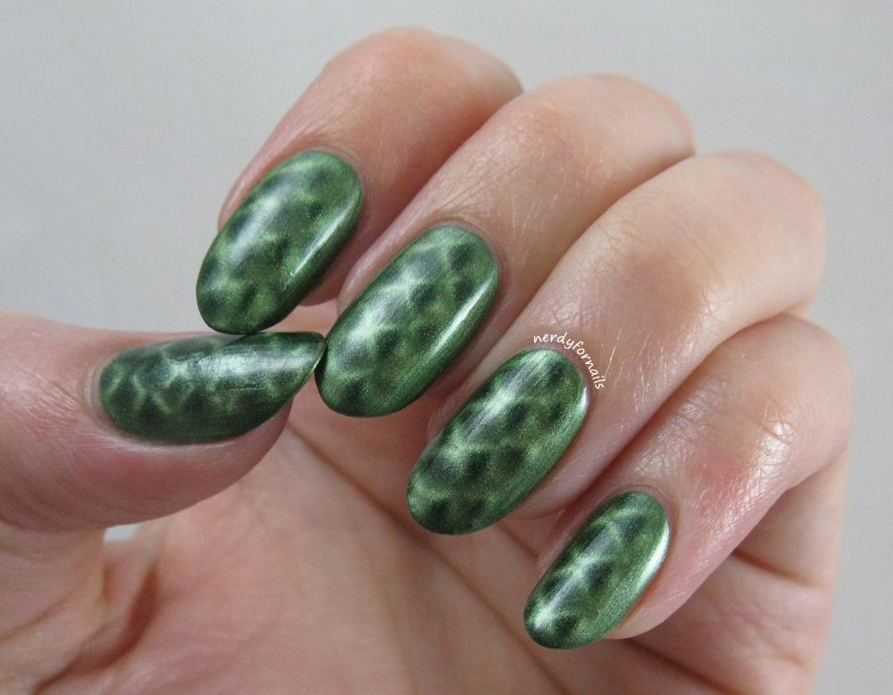 Nerdy for Nails: Seven Days of St Patrick\'s: Nails Inc, Spitalfields