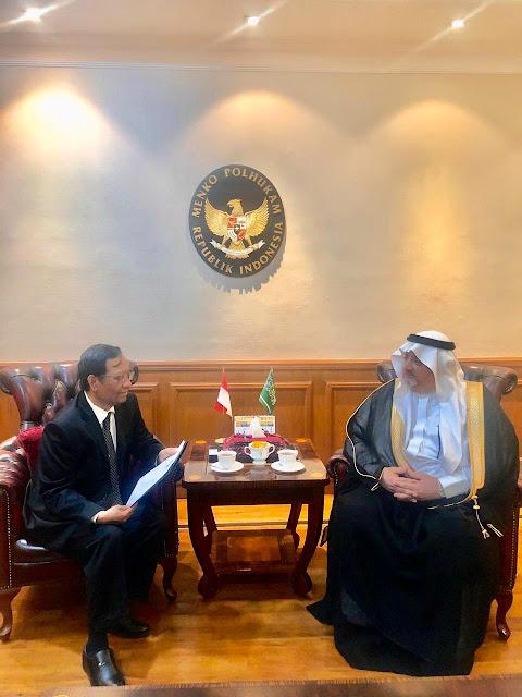 Bantah Dubes Saudi, Aktivis Politik: Publik Nilai Mahfud MD Berbohong