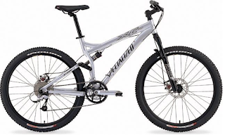 Stolen Bicycle - Specialized XC Comp