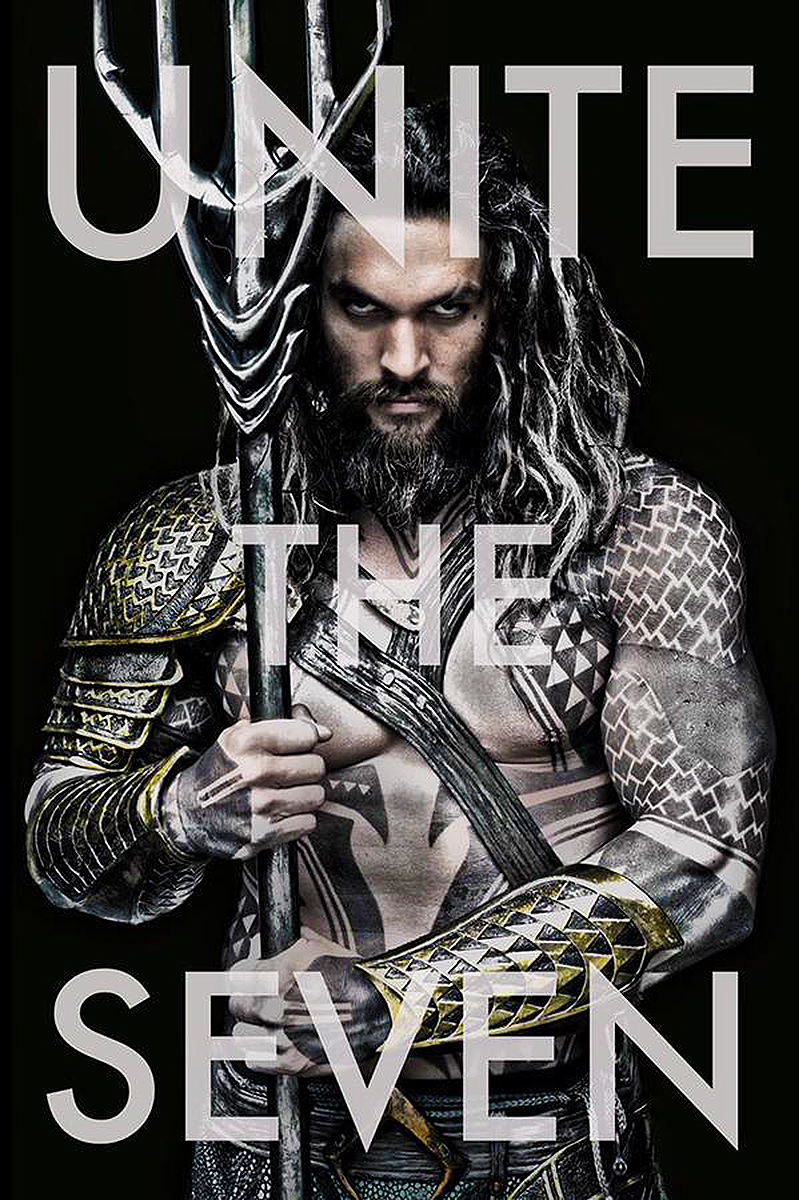 Jason Momoa este Aquaman în Batman V Superman: Dawn Of Justice