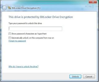 cara proteksi flashdisk dengan password