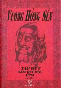 Tạp Bút Năm Quí Dậu 1993 - Di Cảo - Vương Hồng Sển