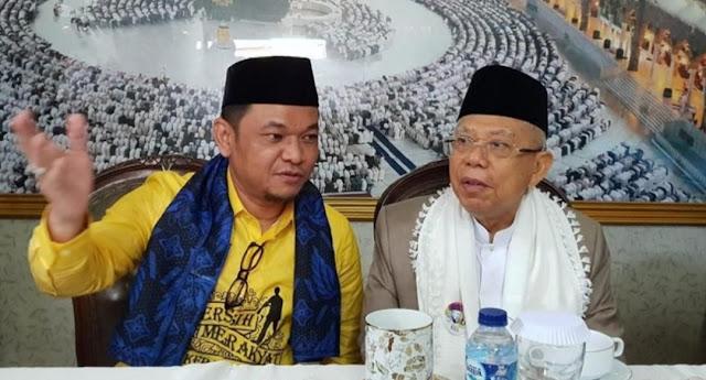 Bela Kiai Ma'ruf Soal Video 'Ahok Sumber Konflik', TKN: Konteksnya Pilkada DKI
