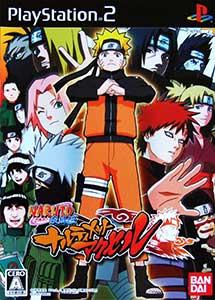 Naruto Shippuuden Narutimate Accel PS2 ISO (NTSC-J) MF