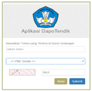 Cara Registrasi Akun Aplikasi DapoTendik 2019