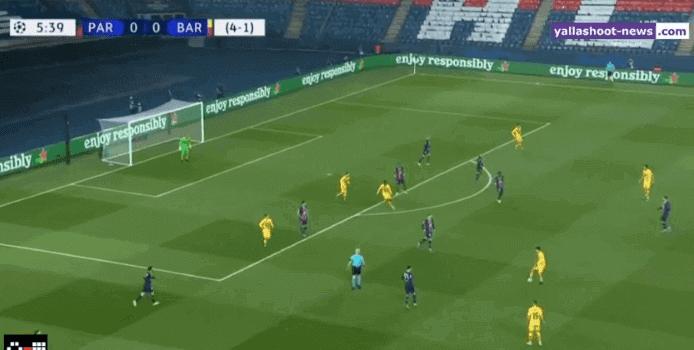 مشاهدة مباراة برشلونة وباريس سان جيرمان بث مباشر يلا شوت دوري أبطال أوروبا