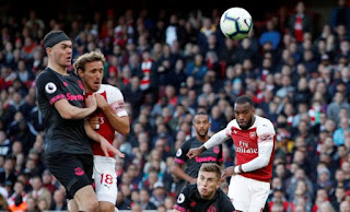 Arsenal vs Everton 2-0 Highlights
