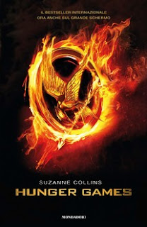 copertina Hunger Games Suzanne Collins
