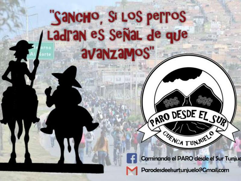 A necesidades del Sur de Bogotá, Peñalosa responde con fuerza militar