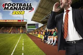 Football Manager 2016 For PC Full Crack