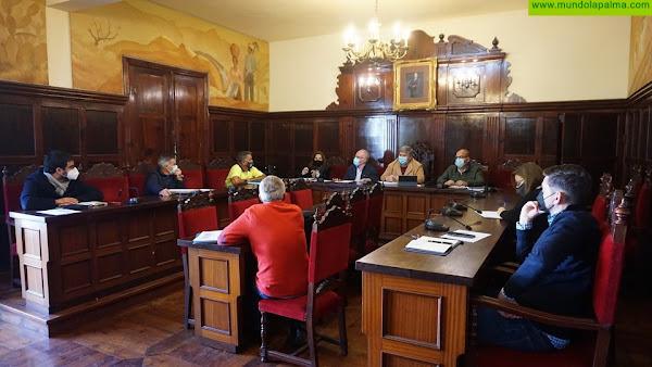El Consejo Insular de Aguas invierte más de 700.000 euros en mejorar la red de Los Llanos de Aridane