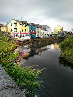 Lovely view of Galway