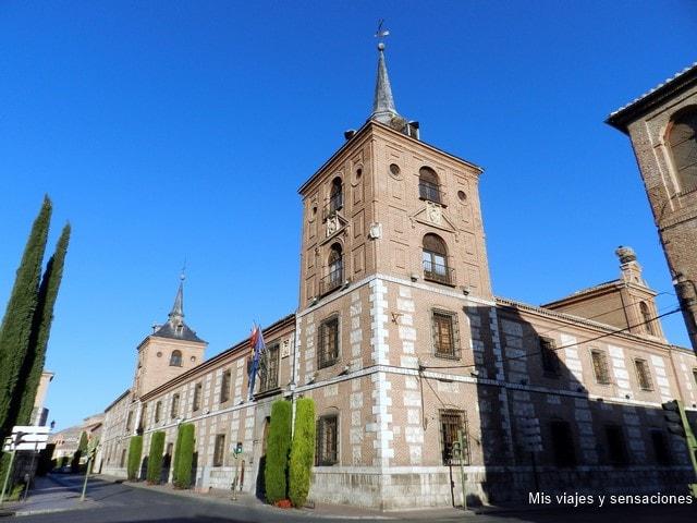 Facultad de Filosofía y letras, Alcalá de Henares