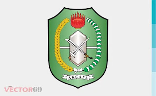 Logo Provinsi Kalimantan Barat (Kalbar) - Download Vector File SVG (Scalable Vector Graphics)