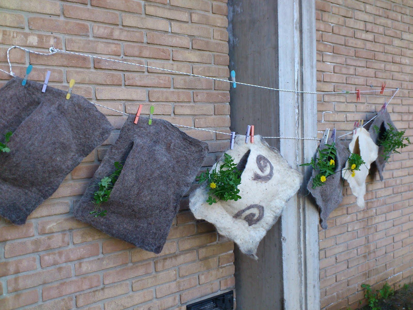 Moduli per giardino verticale for Giardino verticale