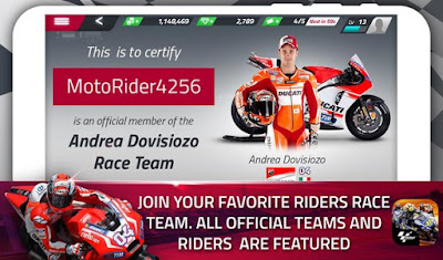 MotoGP Racing 17 Championship MOD
