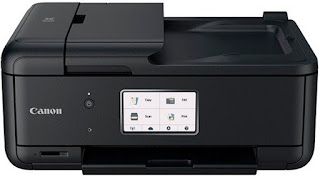 tin survive an unrivaled reply for preferable business office or abode solace over printing Canon PIXMA TR8580 Drivers Download
