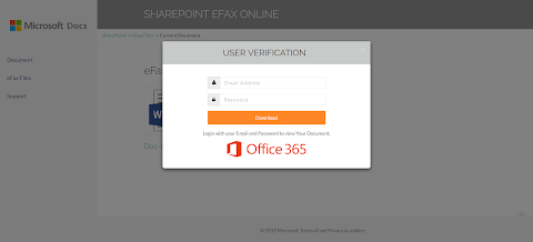 oluxshop - office365 scama page