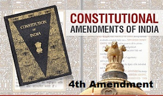 4th Amendment in Constitution of India