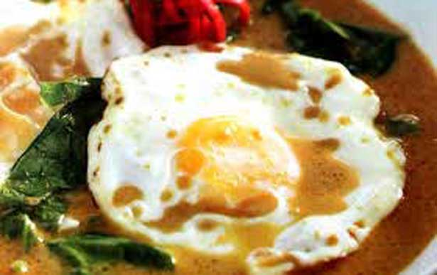Resep Masakan Semur Telur Mata Sapi