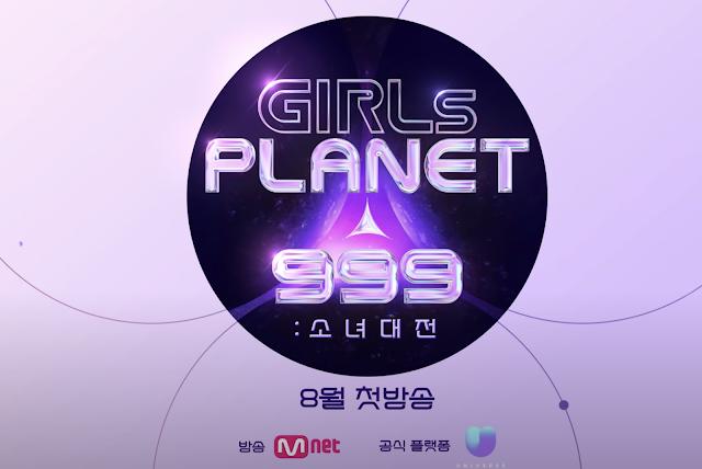 Girls Planet 999, el nuevo programa de Mnet junto a Universe