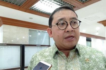 Fadli Zon Dinilai Berpeluang Jadi Menteri Jokowi Gantikan Edhy Prabowo, Ini Pertimbangannya