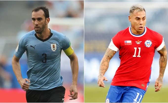 watch matche Uruguay vs Chile live stream free