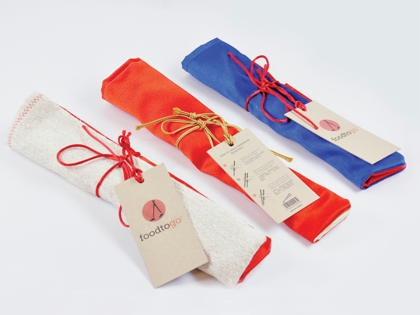 Foodtogo Chopsticks Student Project On Packaging Of The