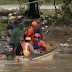 Video - Inundaciones continúan causando estragos en Puerto Plata
