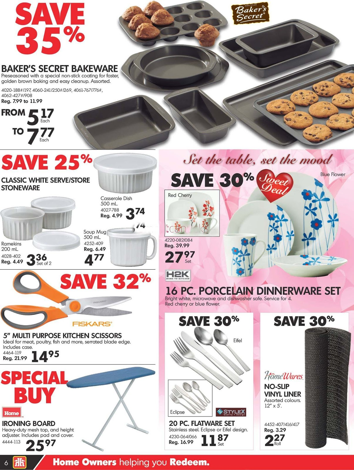 Home Hardware Foyer : Home hardware weekly flyer february