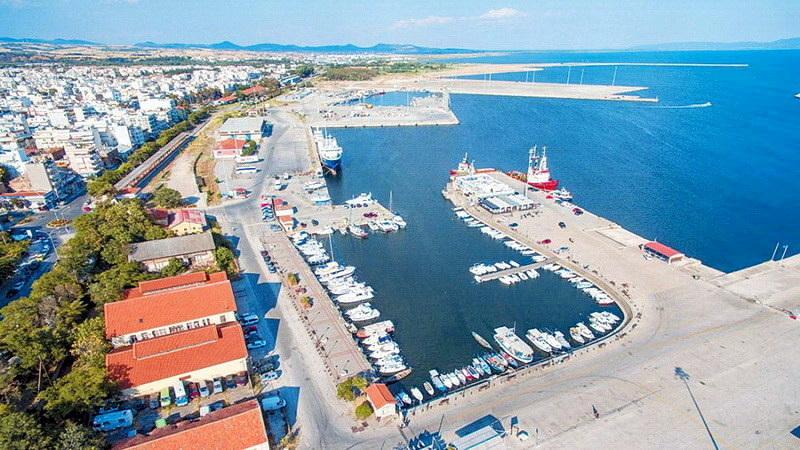 Το λιμάνι της Αλεξανδρούπολης στον 21ο αιώνα