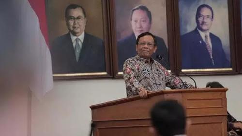 Sebut Pro KPK, Mahfud MD Akui Tak Bisa Berbuat Banyak Soal Pemecatan 51 Pegawai