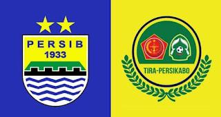 Jadwal Persib Bandung vs Tira Persikabo - Siaran Langsung Indosiar