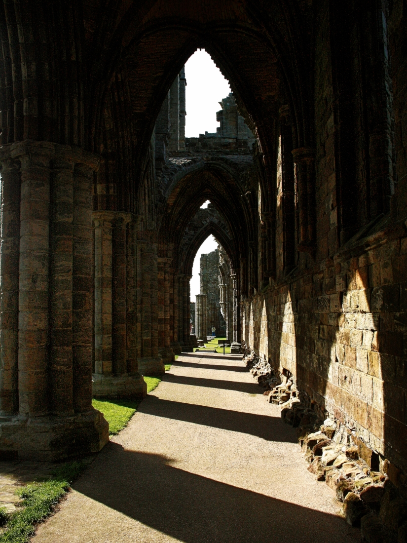 Whitby Abbey Ruins, Whitby North Yorkshire
